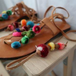 Peruvian Leather Sandals
